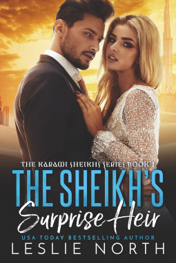 The Sheikh's Surprise Heir