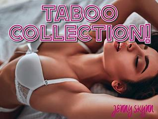 TABOO COLLECTION!: A FIFTY BOOK PACKAGE