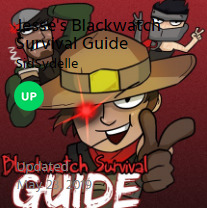 Jesse's Blackwatch Survival Guide SidSydelle