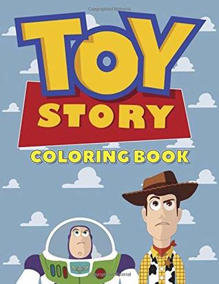 Toy Story Coloring Book: Aged 3 - 7 by Rainbow Coloring