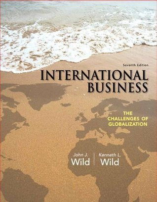 International Business: The Challenges of Globalization edition (2013) Paperback