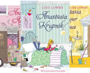 Anastasia Krupnik (9 Book Series)