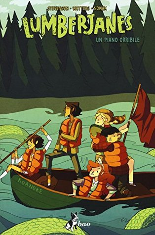 Un piano terribile. Lumberjanes