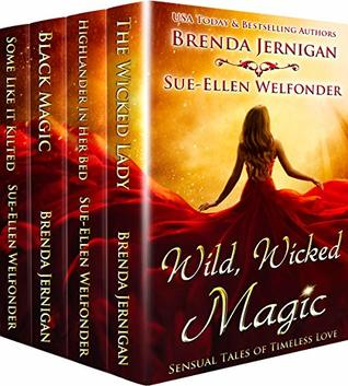 Wild, Wicked Magic: Sensual Tales of Timeless Love Box set