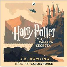 Harry Potter y la cámara secreta (Harry Potter, #2)