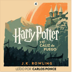 Sample Harry Potter y el cáliz de fuego (Harry Potter, #4)