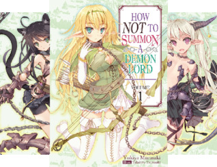How NOT to Summon a Demon Lord (9 Book Series)