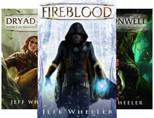 Whispers from Mirrowen (3 Book Series)