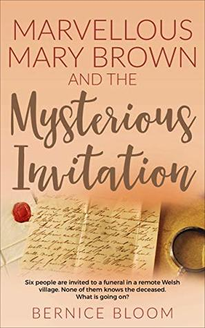 Marvellous Mary Brown and the Mysterious Invitation (Adorable Fat Girl #9)