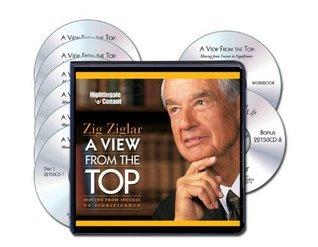 A View From The Top (Six Compact Discs, Writable PDF Workbook & Free Bonus CD-Zig's Secret to Lasting Joy)
