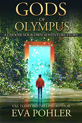 Gods of Olympus: A Choose Your Own Adventure Story