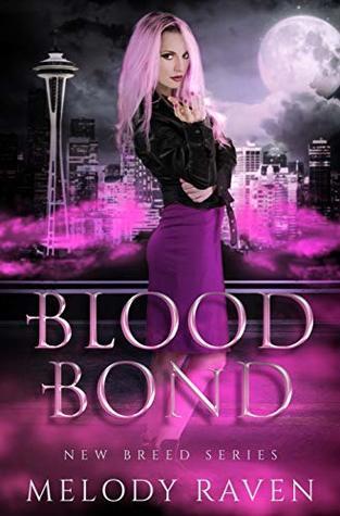 Blood Bond (New Breed Book 2)