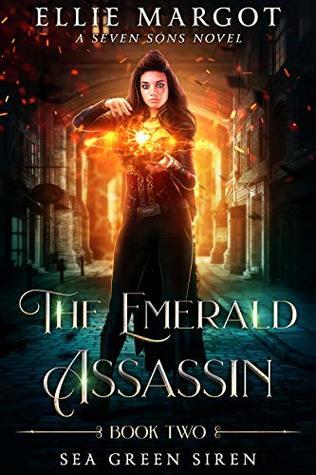 Sea Green Siren: A Seven Sons Novel (The Emerald Assassin Book 2)