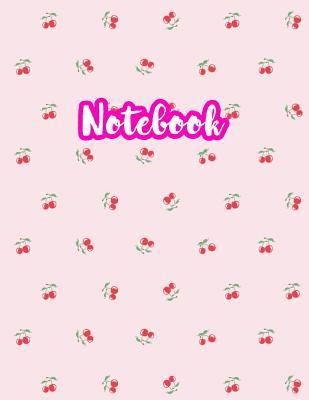 Notebook: Cute Blank Lined Journal Large 8.5 x 11 Matte Cover Design with Ruled White Paper Interior (Perfect for School Notes, Girls and Boys Diary, Kids Writing Composition, Planner, College Subject, Office Use) - Product Code N7 890
