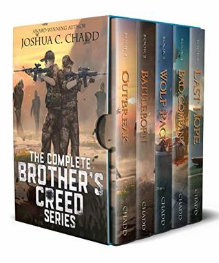 The Brother's Creed Box Set: The Complete Zombie Apocalypse Series (Books 1-5)