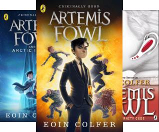 Artemis Fowl (8 Book Series)