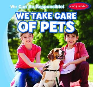 We Take Care of Pets
