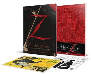 Zorro: 100 Years of the Masked Avenger Limited Edition Collectors Slipcase HC