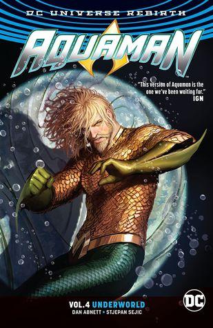 Aquaman, Volume 4: Underworld