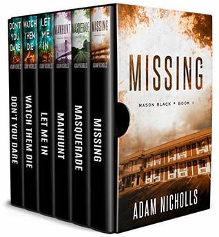 Mason & Morgan: The Serial Killer Collection