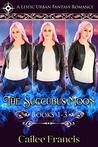 The Succubus Moon Books 1-3: A Lesfic Urban Fantasy Romance