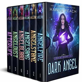 Dark Angel Box Set Books 1-6