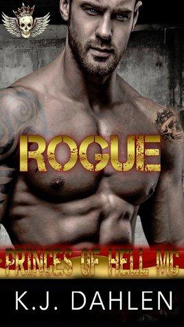 Rogue - Princes Of Hell MC Book #2
