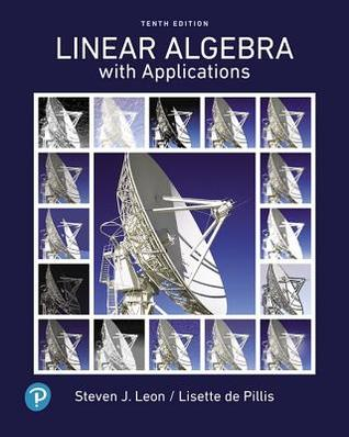 Pearson Etext Linear Algebra with Applications -- Access Card