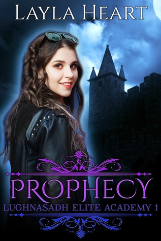 Prophecy (Lughnasadh Elite Academy 1)