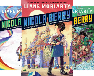 Nicola Berry (3 Book Series)