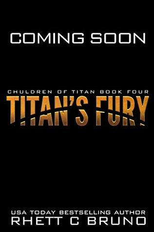 Titan's Fury: (Children of Titan Book 4)