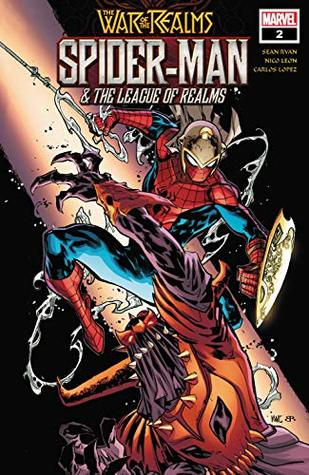Spider-Man & The League of Realms #2