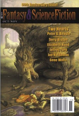 The Magazine of Fantasy & Science Fiction, October/November 2005 (The Magazine of Fantasy & Science Fiction, #644)