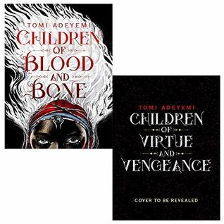 Children of Bood and Bone and Virtue and Vengeance 2 Books Collection Set