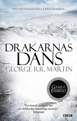 Drakarnas dans (Sagan om is och eld, #5)