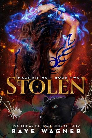 Stolen (Magi Rising, #2)