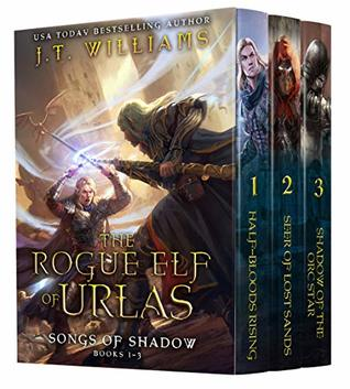 The Rogue Elf of Urlas: Songs of Shadow: PDF, EPUB free download