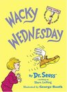 Wacky Wednesday by Theo LeSieg