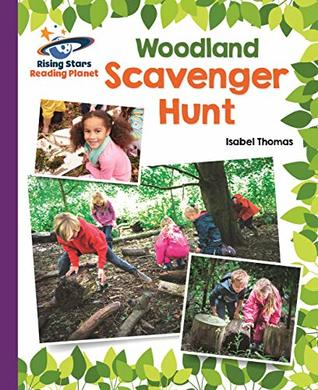 Reading Planet - Woodland Scavenger Hunt - Purple: Galaxy