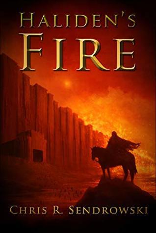 Haliden's Fire: A fantasy novel