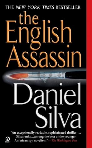 The English Assassin (Gabriel Allon, #2)