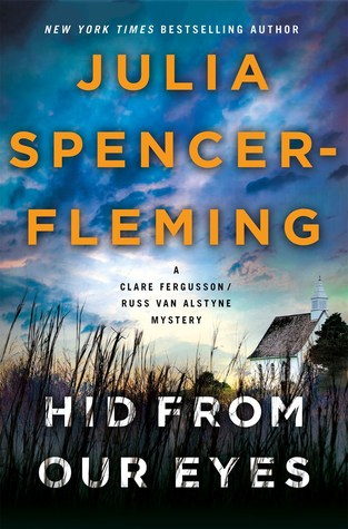 Hid from Our Eyes (Rev. Clare Fergusson & Russ Van Alstyne Mysteries, #9)