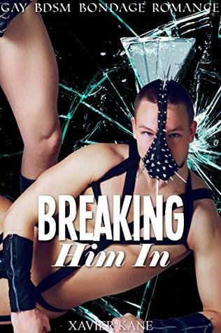 Breaking Him In: (Gay BDSM Bondage Romance)
