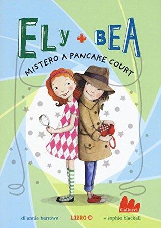 ANNIE BARROWS - ELY + BEA - MI