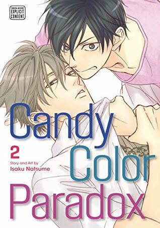 Candy Color Paradox, Vol. 2 (Yaoi Manga)