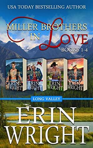 Miller Brothers in Love: A Contemporary Western Romance Boxset (Books 1 - 4)