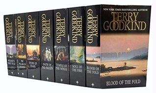 Terry Goodkind 8 Books Collection Set Gollancz S.F The Sword of Truth Series