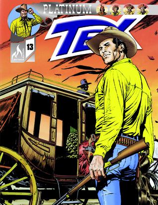 Tex Platinum 13 - O longo branco da lei