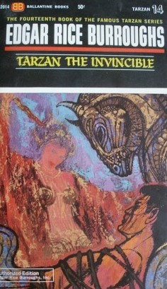 Tarzan the Invincible (Tarzan, #14)
