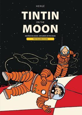 Tintin on the Moon: Destination Moon & Explorers on the Moon